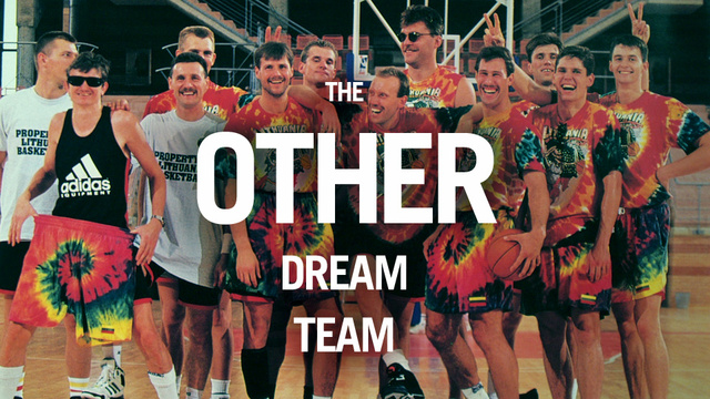 Remembering The Joyous, Tie-Dyed All-Stars Of The 1992 Lithuanian Basketball Team