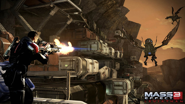 Mass Effect 3's New Single-Player DLC Will Delve into the Origins of the Reapers [Update]