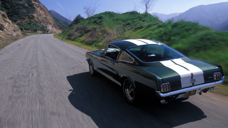 Would You Drive The '66 Mustang Shelby GT 350?