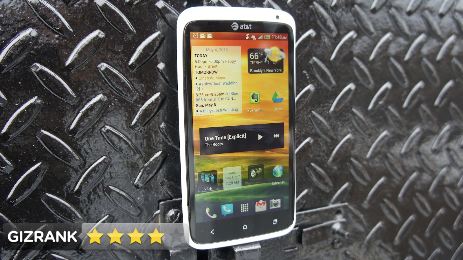 Click here to read HTC One X After 4 Months: Weird Batteries and Wimpy Gorrillas