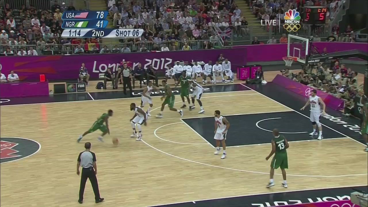Click here to read This Was The Only Positive For Nigeria In The Basketball Game They Just Lost To The U.S. By 83 Points