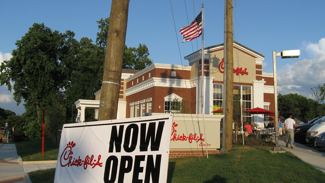 Fox Nation Labels the Chick-fil-A Boycotters 'Heterophobic Bigots'