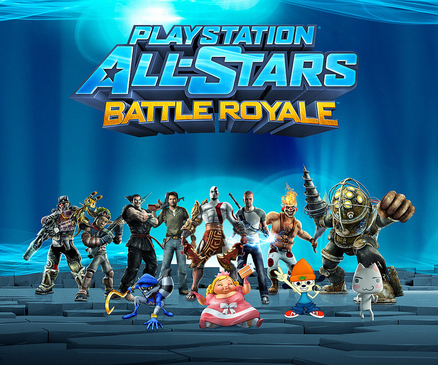 PlayStation Plus Subscribers Will Get In First During PlayStation All-Stars' Public Beta This Fall