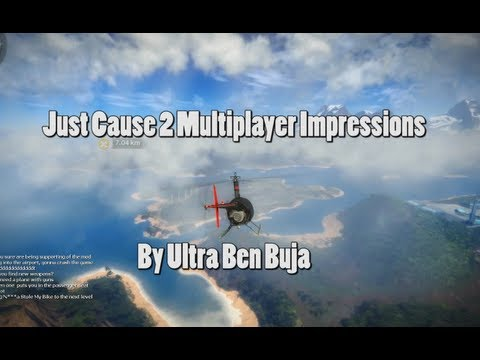 Click here to read <em>Just Cause 2</em> Supports Multiplayer? Holy Exploding Crap.
