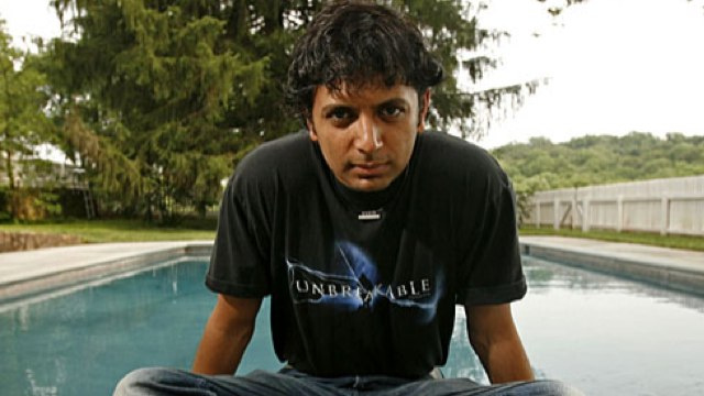 Twist! M. Night Shyamalan to make TV for Syfy channel