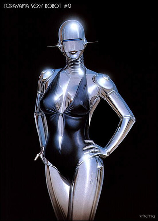 Robots and Cyborgs gallery #2