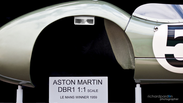 All We Want To Do Is Play With This Full Scale Aston Martin Model