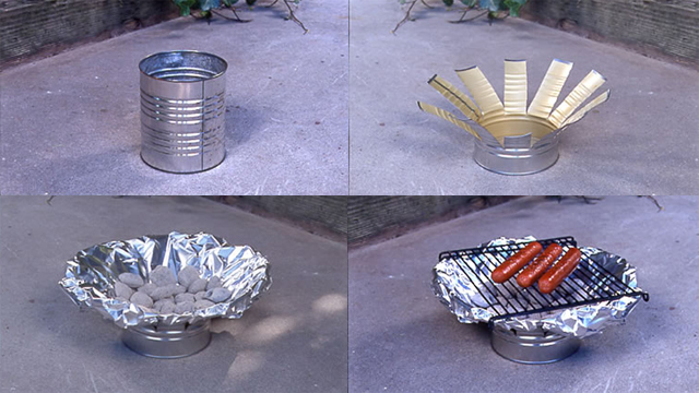 Click here to read Make a DIY Grill out of a Tin Can