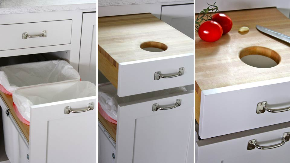 Click here to read Built-In Cutting Board Drawer Is a Secret Place To Slice and Dice