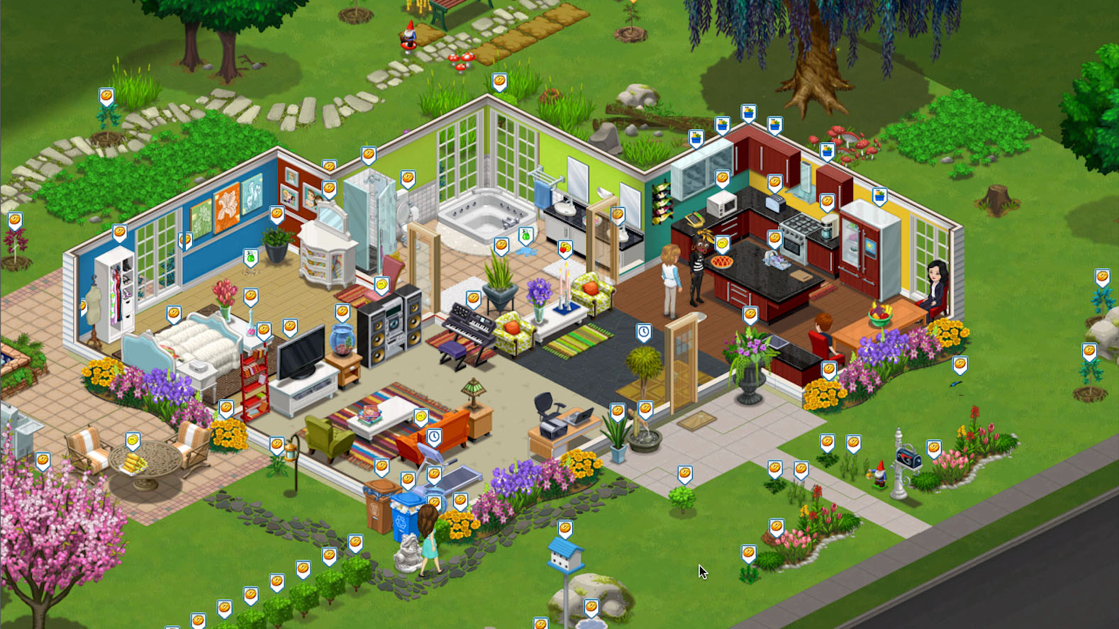 EA Sues Zynga For Infringing Copyrights To The Sims Social ...