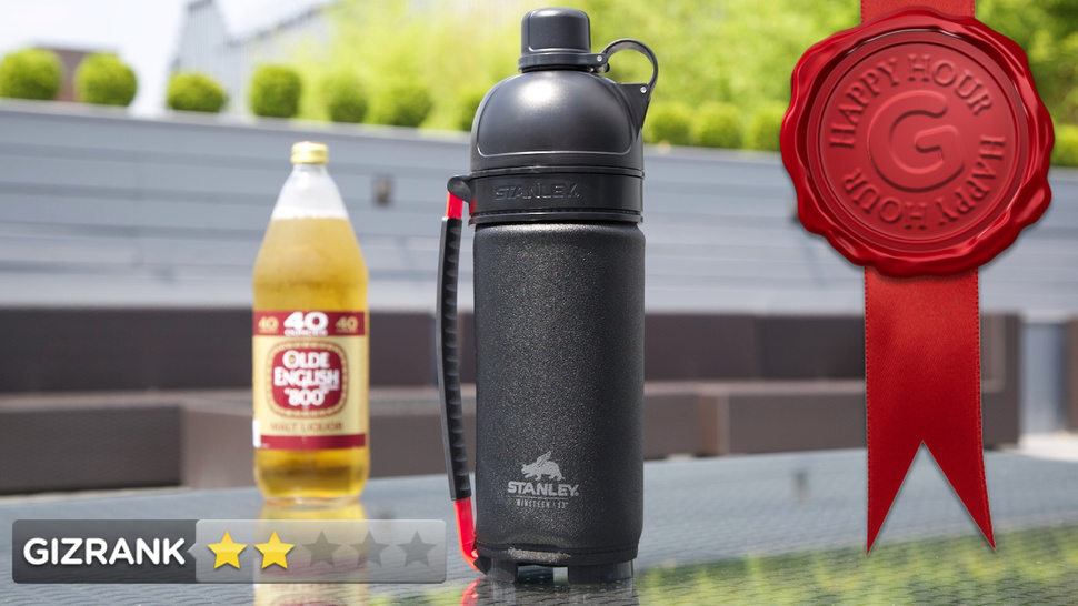 Stanley Nineteen13 Carbonated Drink Bottle Review: Hot and Bubbly