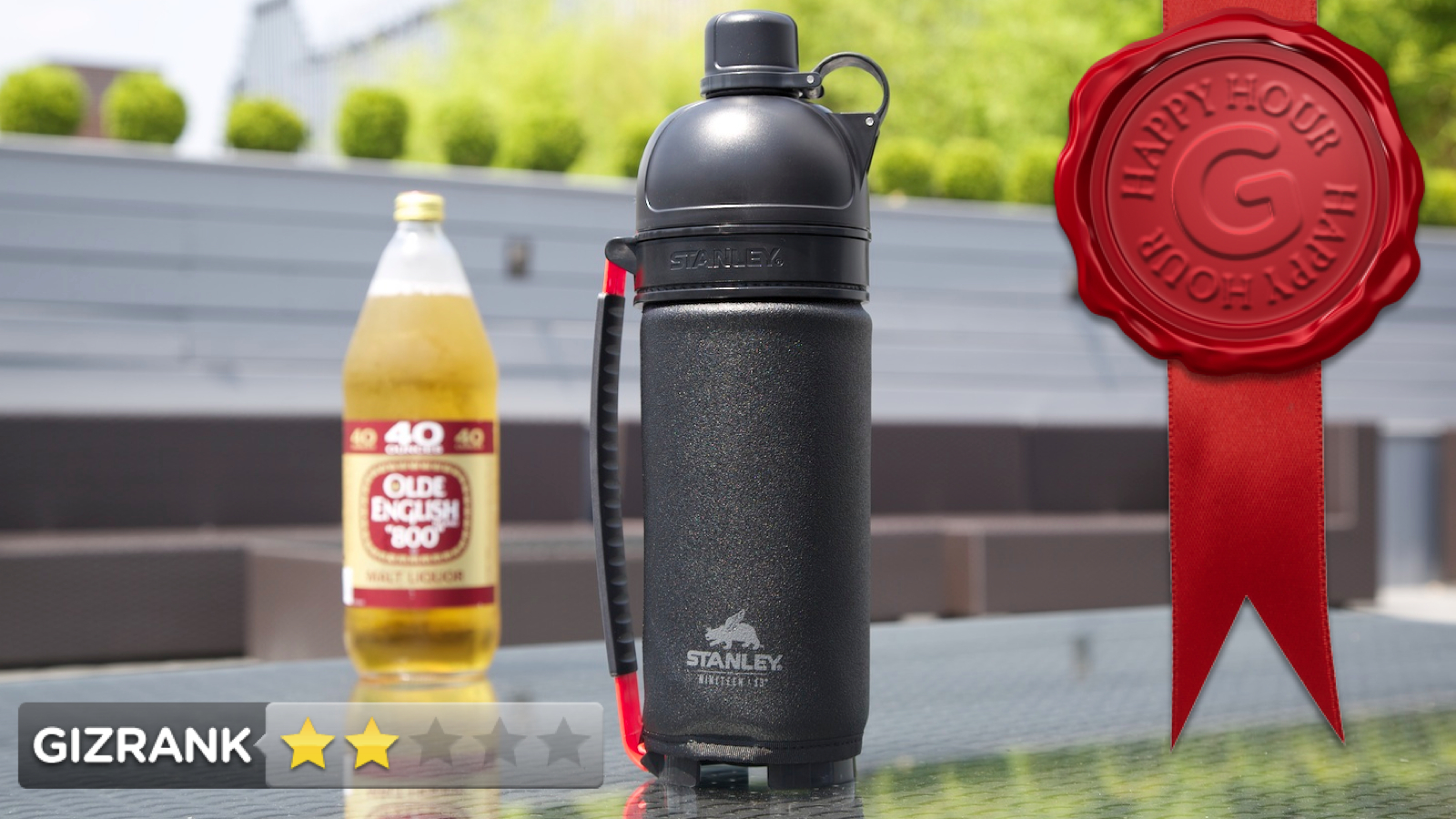 Click here to read Stanley Nineteen13 Carbonated Drink Bottle Review: Hot and Bubbly