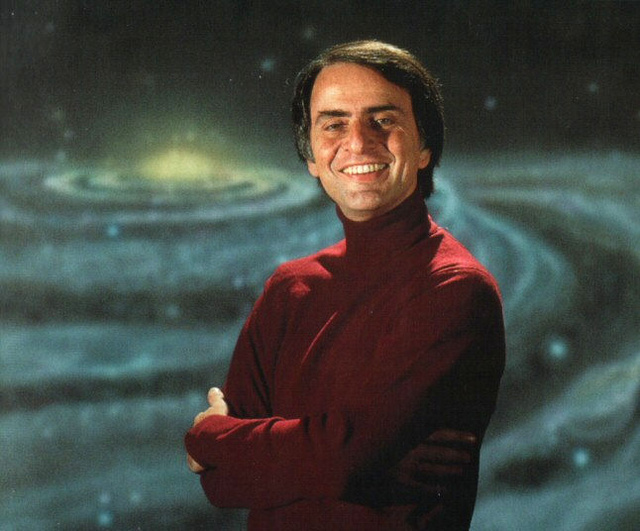 Read Carl Sagan's letter (politely) telling Warner Bros. their Contact script sucked