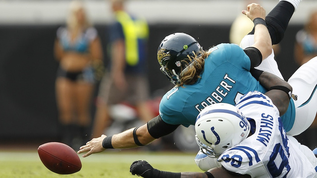 Why Your Team Sucks 2012: Jacksonville Jaguars