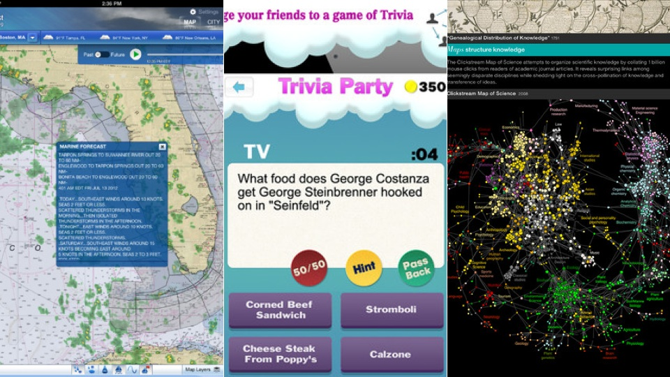 Click here to read IBM Think, Trivia Party, and More