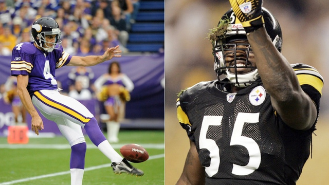"Vikings Punter Chris Kluwe Explains Why He Thinks Joey Porter Is ""A Frothing Dingleberry"""