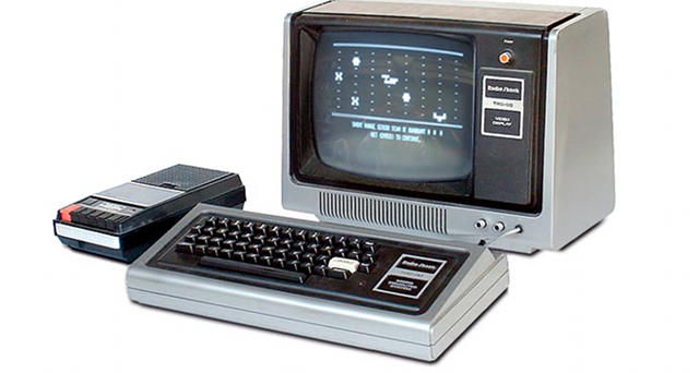 Click here to read Happy 35th Birthday to Radio Shack's TRS-80 Personal Computer, a Leader in Its Day