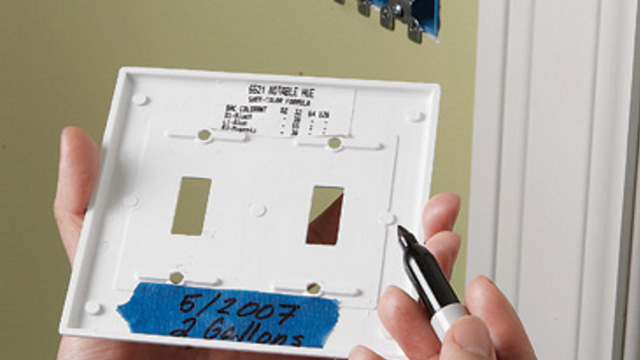 Click here to read Paint the Inside of Light Switch Covers to Simplify Buying More of That Color in the Future