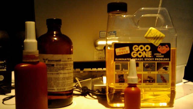 Click here to read DIY Goo Gone