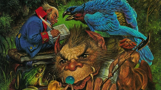 Click here to read In 1987, a young fantasy fan ran away from home to live with author Piers Anthony