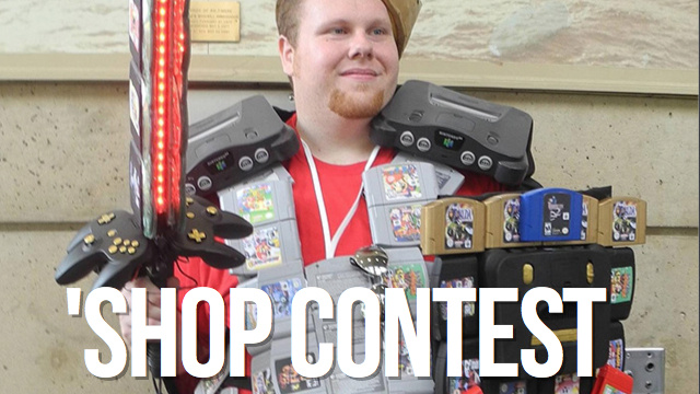 Kotaku 'Shop Contest: Crowning King Gary