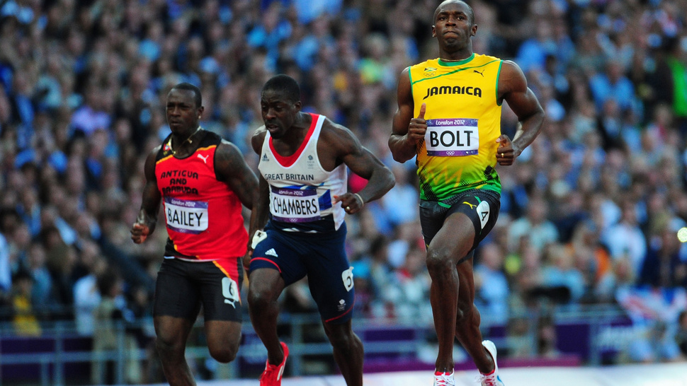 Usain Bolt Nearly Walks Across Finish Line Of 100m Semifinal, Wins It At 9.87 Anyway