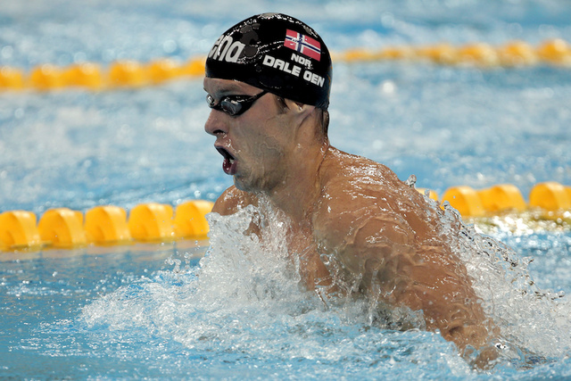 Daniel Gyurta Will Make A Copy Of His 200m Breaststroke Gold Medal In Memory Of Norway's Alexander Dale Oen