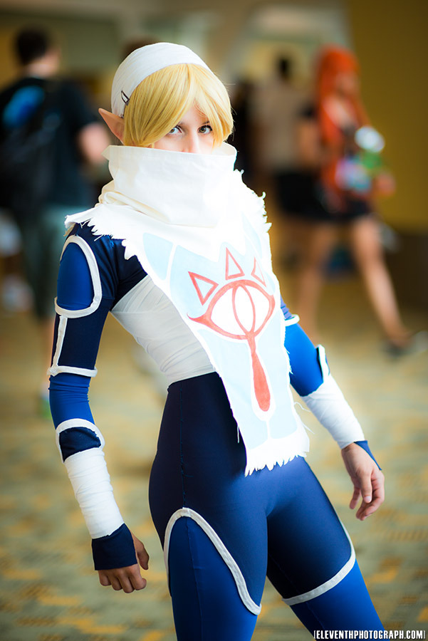 Sheik (Legend of Zelda) ... : legend of zelda sheik costume  - Germanpascual.Com