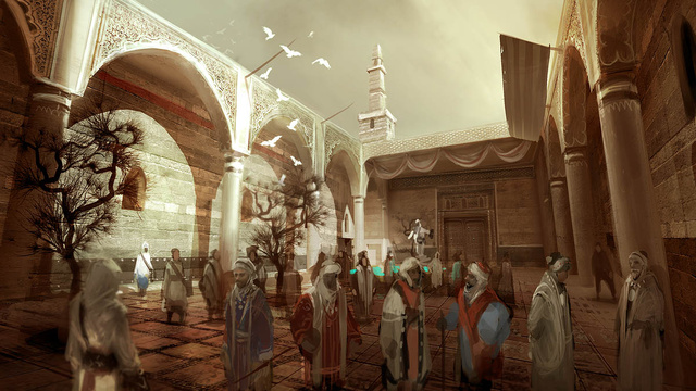 One Man's Terrific Art for Assassin's Creed, Prometheus and More