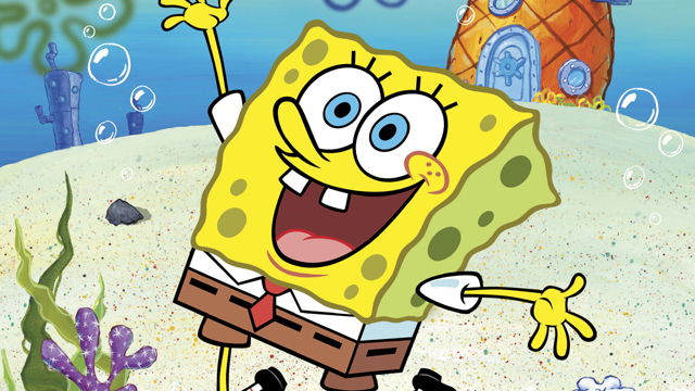 Click here to read Little Kids Can't Watch <i>Spongebob</i> Before Bed Because It's Too Awesome