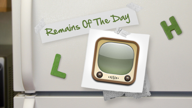Click here to read Remains of the Day: iOS 6 Will Not Come with YouTube