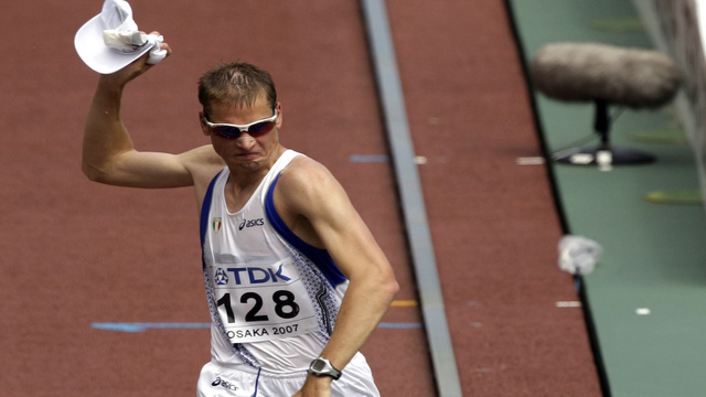Italy's Champion of Funny Looking Sport Banned for Doping