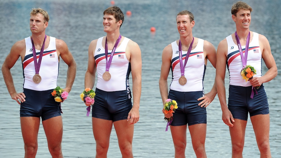 Click here to read American Rowers: Third Place in Rowing, First in Boners