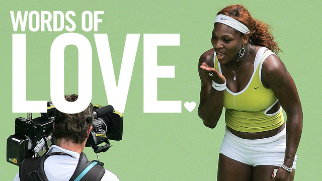 Serena Willliams's Scary Injury, And The Weird Way The Tennis Media Show Their Affection