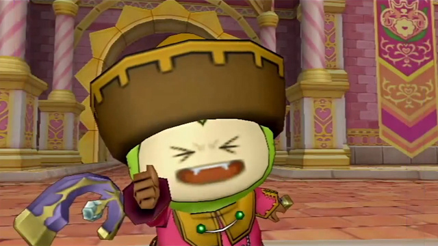 The Playable Races of Dragon Quest X