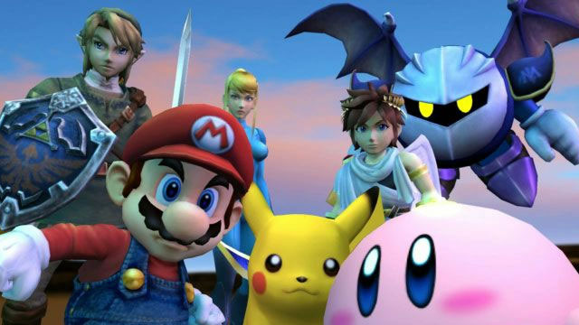 Don't Be Surprised if Tales Characters Appear in Smash Bros.