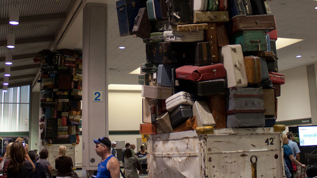 Avoid Damage to Your Luggage by Packing Lighter (and Other Tips from a Baggage Handler)