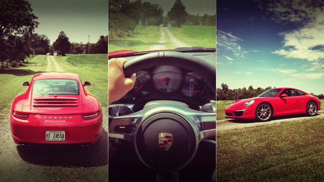 Ghost Peppers, State Troopers, And Angry Rednecks: A Porsche 911 Odyssey