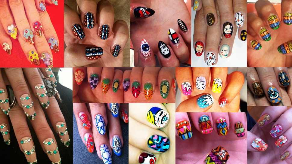 Nail Art, the Last Bastion of Female-Centric Beauty
