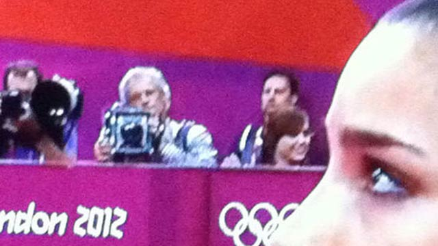 The Single Most Awesome Photographer at the Olympics