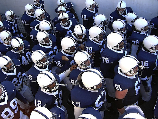 Penn State Is Making Some Changes To Its Football Uniforms
