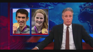 Jon Stewart Is In Awe of the Mars Rover Like the Rest of Us