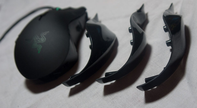 Kotaku Hardware Battles: MMO Gaming Mice