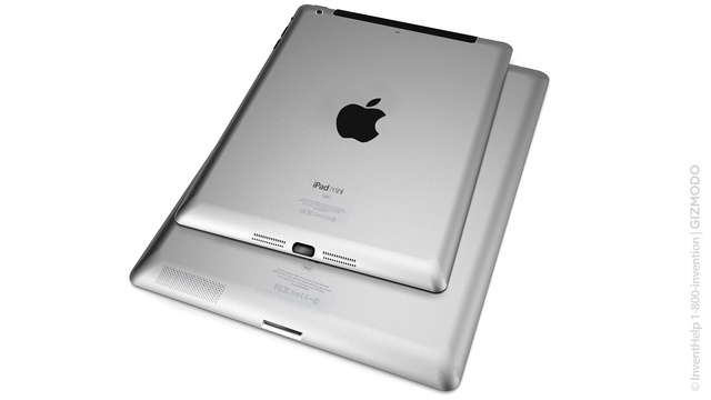 This Is How the iPad Mini Will Look Next to the iPad