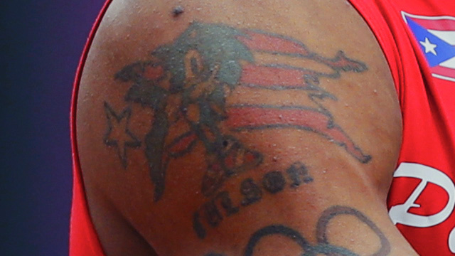 Nothing Says Olympic Glory Like a Sonic the Hedgehog Tattoo