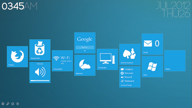 The Tiled Desktop