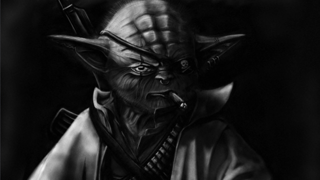 Maybe Yoda Was Actually Horrible, Awful, and Totally Evil