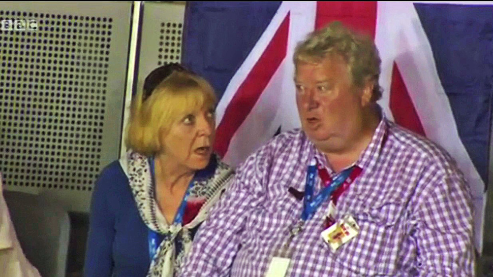 Chris Hoy's Parents Can't Believe Their Eyes