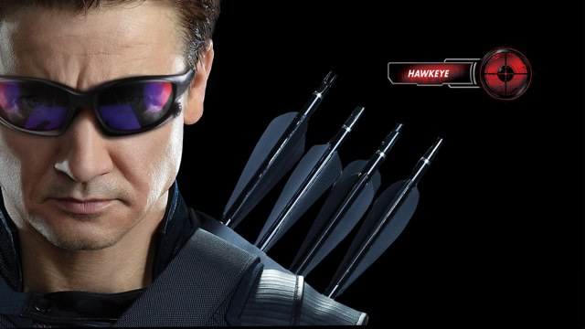 Hawkeye isn't thrilled he spent most of The Avengers as Loki's meat puppet