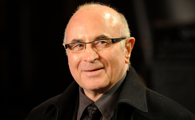 Bob Hoskins Announces Retirement from Acting After Parkinson's Disease Diagnosis